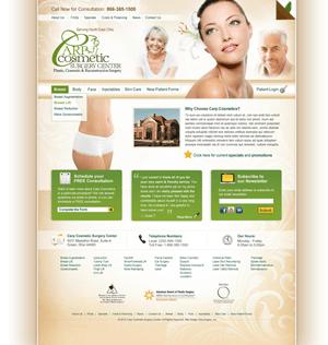 Plastic Surgery Website Cleveland, Ohio