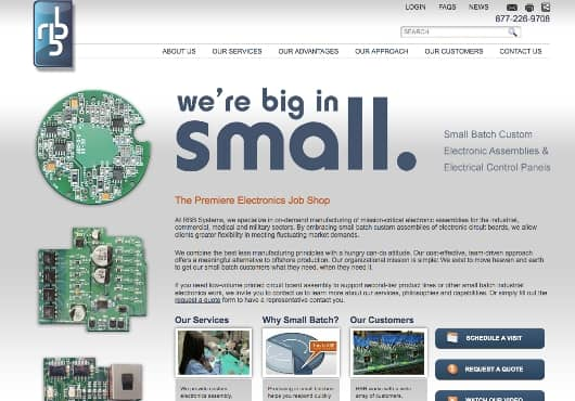 SyncShow Interactive launches rbbsystems.com website
