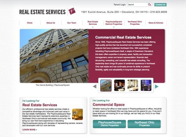 playhouse square website launch, Idea Engine.