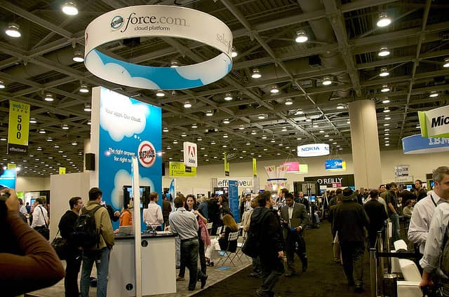 Go Digital at Your Next Trade Show