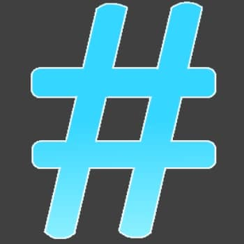 dos donts of hashtags