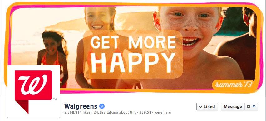 walgreens facebook cover photo