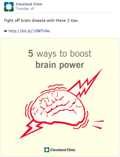cleveland clinic brain disease photo