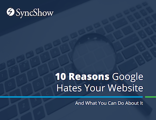 10 Reasons Google Hates Your Website