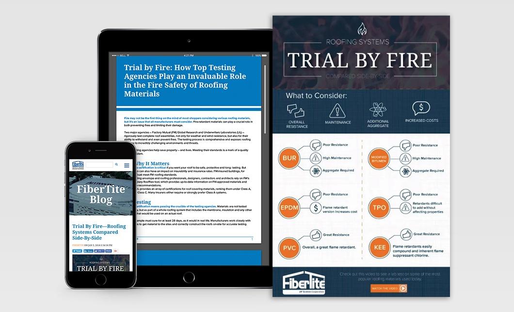 FiberTite Multichannel Marketing Campaign