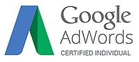 SyncShow employees are certified in Google Adwords