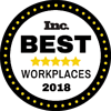 inc best workplaces badge
