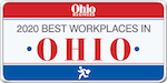 2020 Ohio Best Workplaces Award